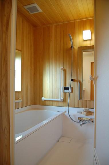 泉の家 浴室
