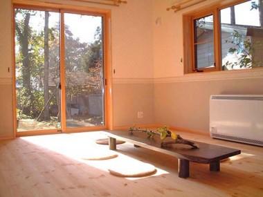 太田町の家 寝室